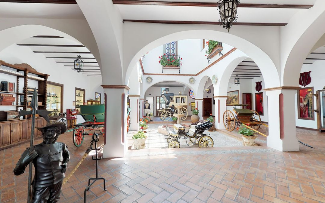 Bienvenidos a la nueva web de Museo Lara